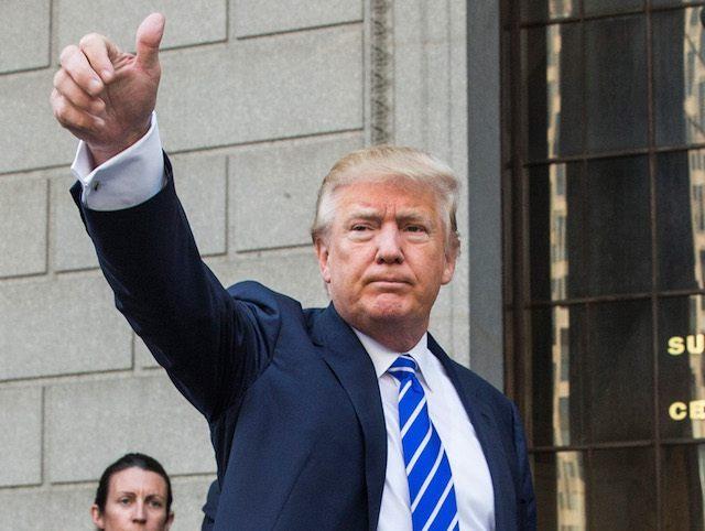 NBC Poll: Donald Trump Dominates, Jeb Bush Implodes
