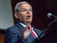 Sen. Bob Menendez Delivers Address On Obama's Proposed Iran Nuclear Deal