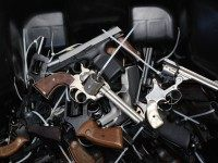 Guns in California (David McNew / Getty)