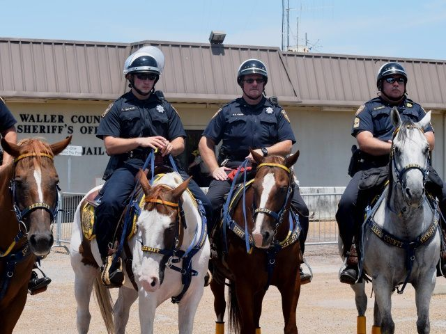 Harris County Mounted Deputies