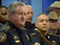Sheriff Addresses #BlackLivesMatter 'Rhetoric' in Press Conference on Executed Deputy