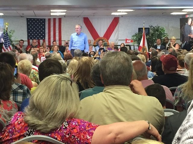 Jeb Bush in Florida - Rob Milford Photo