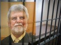 Judge Timothy Wright in Prison