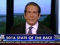 Krauthammer: Cantor Jeb Endorsement, 'Clumsiness of a Cosmic Proportion' 'Mirror Image' of Hillary's Book Tour