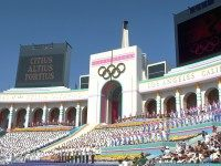 Los Angeles Olympics (Tony Duffy / Getty)