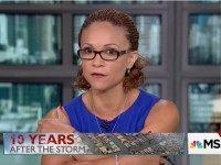 "During Saturday's ""Melissa Harris-Perry"" on MSNBC, host Melissa Harris-Perry and …"