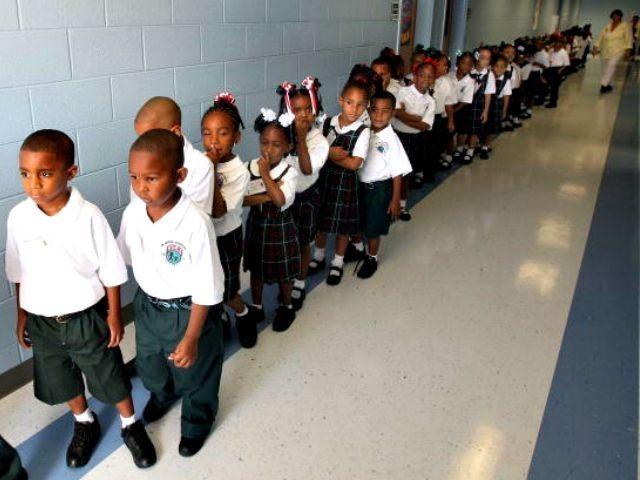 MLK Charter School 9th Ward Getty Mario Tama