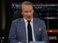 Maher: Trump's China Rhetoric 'The Way Hitler Used To Talk About The Jews'