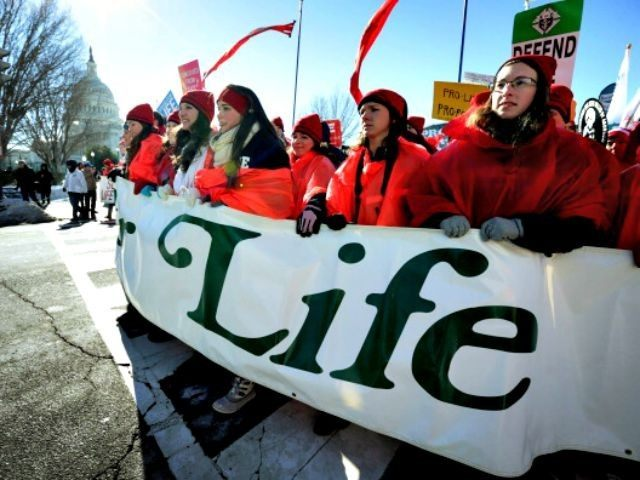 March for Life Getty Alex Wong