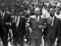 Blue State Blues: Martin Luther King Jr.'s Message of Nonviolence More Urgent than Ever