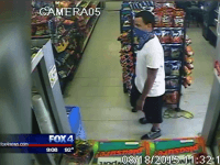 Robbery Victim Shoots Suspect