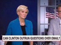 MSNBC's Brzezinski: Feels Like Clinton Is 'Lying Straight Out' About Her Emails
