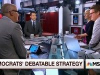 'Morning Joe' Panel: Wasserman Schultz Rigging Debate Schedule to Benefit Hillary