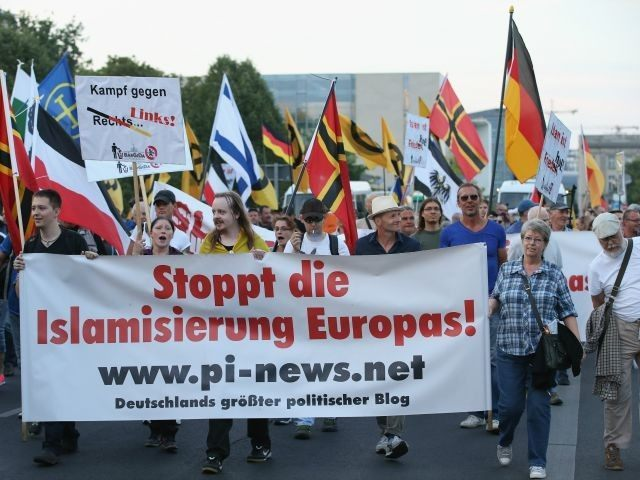 PEGIDA immigration
