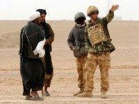 Afghan interpreters