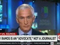 Jorge Ramos Uses Wall but Wants Open Borders for the Rest of Us