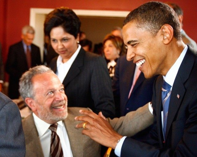 Robert Reich Obama (Chip Somodevilla / Getty)