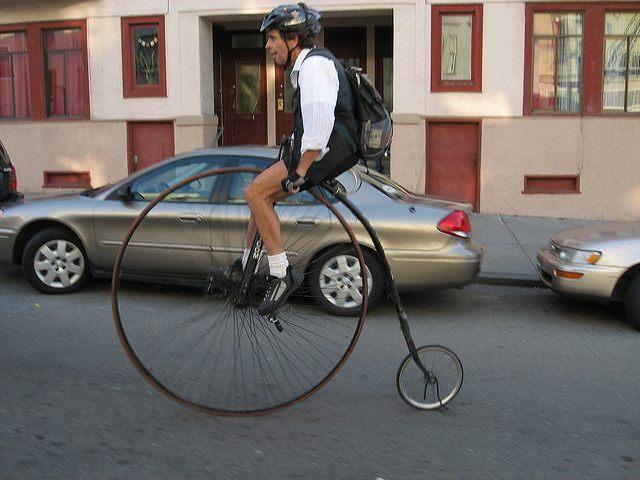 SF Bicycle (Luca Venturini / Flickr / CC) copy