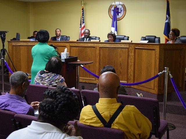 SJL Speaks to Prairie View City Council - Sandra Bland PKWY
