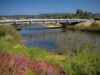 San Lorenzo River (J Klinger / Flickr / CC / Cropped)