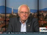 Bernie Sanders Rejects Comparisons to 'TV Personality' Donald Trump