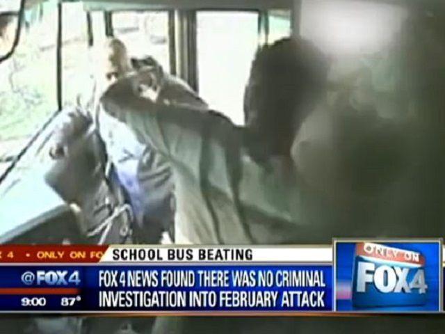 School Bus Beating