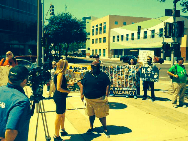 Fresno Black Lives Matter (Fresno People's Media / Facebook)