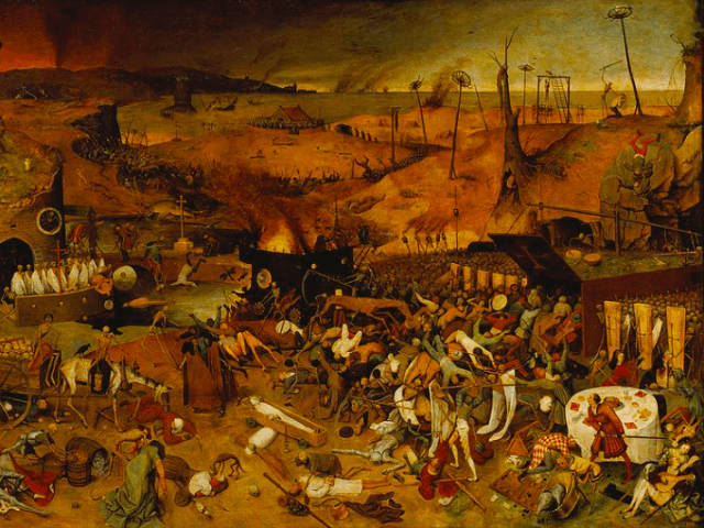 Pieter Brueghel the Elder (Wikimedia Commons)
