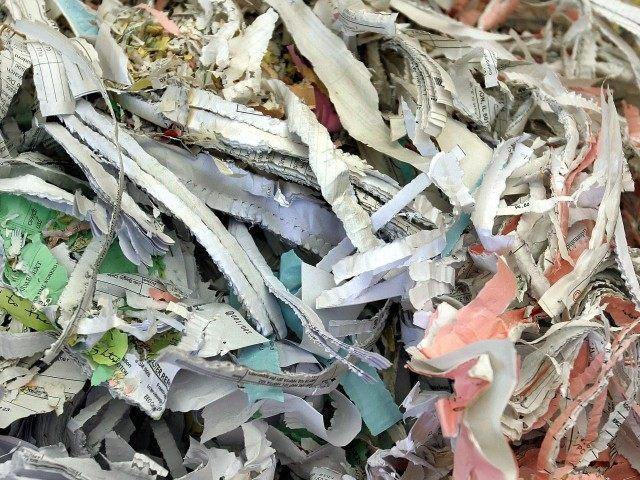 Shredded Documents (Tim Boyle / Getty)