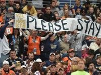 St. Louis Rams Fans Getty