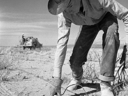 Texas Dust Bowl