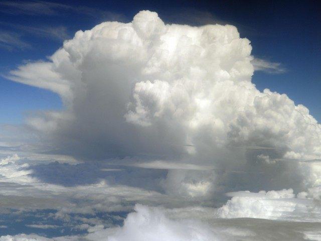 Thundercloud (Karen Bleier / AFP / Getty)