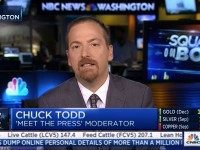 Chuck Todd: Dem Convention 'A Mess' Worse Than Day 1 of GOP Convention