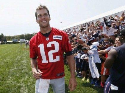 Tom Brady AP