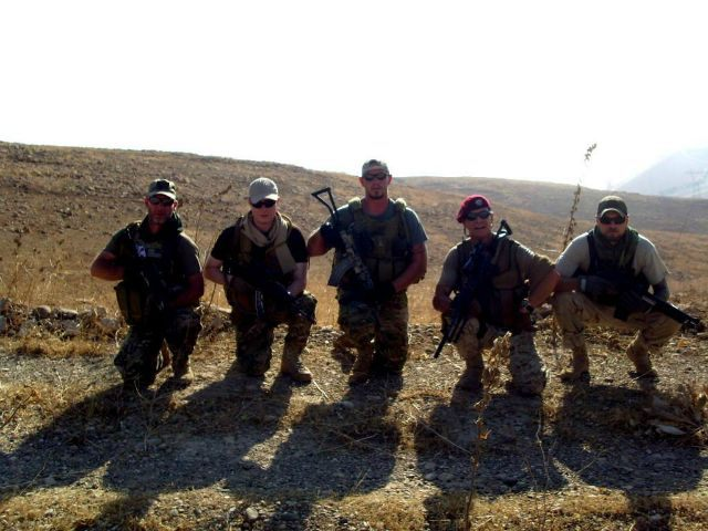 Facebook/Veterans Against ISIS