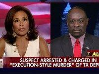 FNC's Rod Wheeler: If Texas Deputy Murder Had Been Other Way Around 'We Would Be Burning Down CVS Right Now'