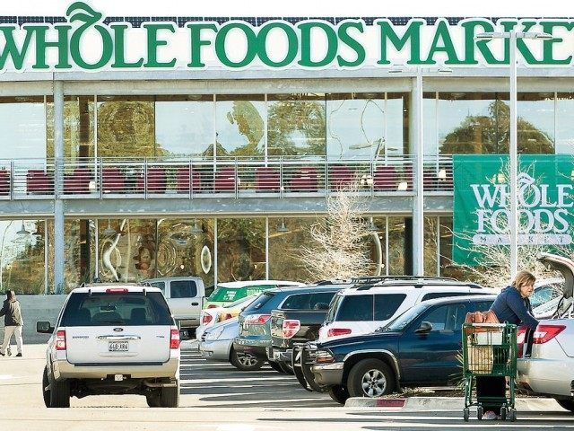 Whole Food shares keep rising, leading to bidding war speculation