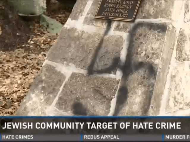 Anti-Semitic Vandalism