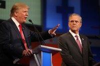 Poll: Donald Trump's Popularity Grows, Jeb Still Fading