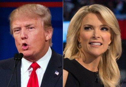 Donald Trump; Megyn Kelly