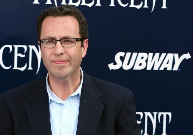 Jared Fogle Child porn scandal