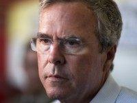 'With Joy in My Heart: Jeb Refutes Trump's 'Low Energy' Taunt