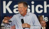 John Kasich Receives Favorable Coverage in Left-Leaning Media