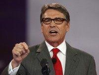 Rick Perry Delivers Fiery Religious Speech to 10,000 in South Carolina