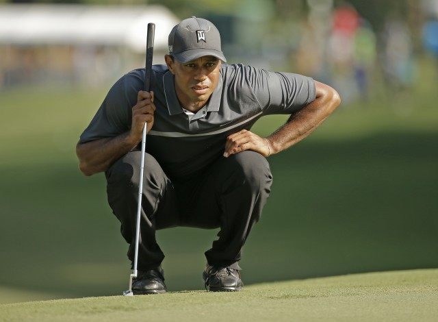 Tiger Woods back to playing actual golf holes, report says