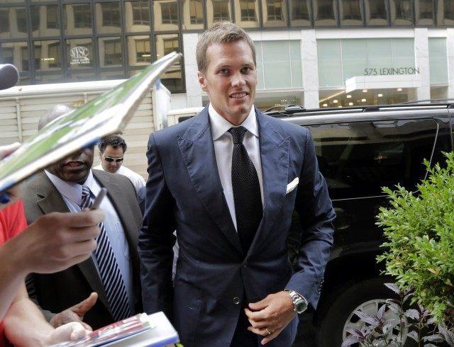 Donald Trump Tom Brady