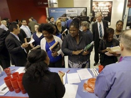 Unemployment; Jobs; Job Fair; women