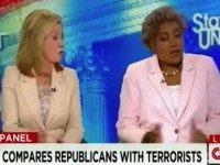 Watch: Blackburn, Brazile Battle Over Hillary Comparing GOP to Terrorists