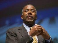Carson: CNN's Acosta 'Was an Idiot,' Border Smuggling 'A War' 'Military Experts' Should Handle