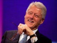 Bill Clinton Parties in Hamptons with Rock Stars, Leaves Hillary at Home to Babysit